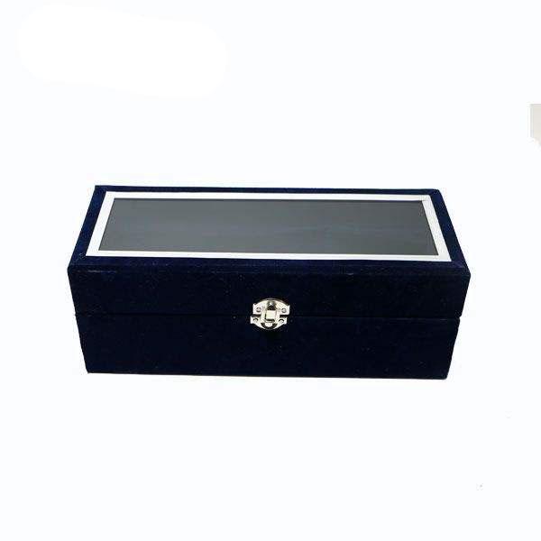 جعبه باکس مخمیل مینا کاری