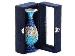 گلدان میناکاری اصفهان باکس