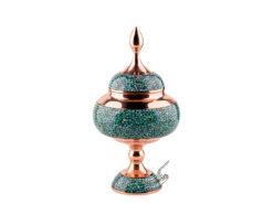 شکلات خوری فیروزه کوبی بزرگ سایز 30 اصفهان
