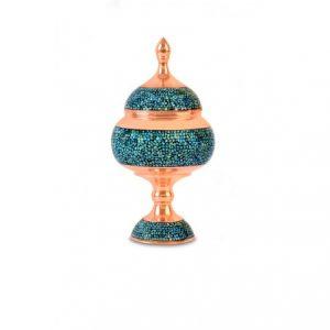 شکلات خوری فیروزه کوبی سایز 20 اصفهان