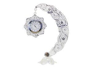 ساعت ملیله کاری اصفهان clock