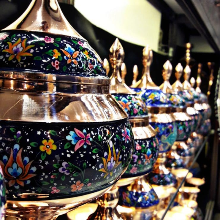هنر نصف جهان صنایع دستی اصفهان