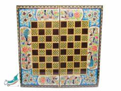شطرنج خاتم کاری اصفهان