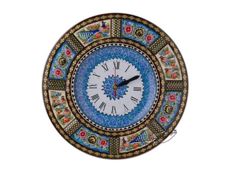 ساعت میناکاری
