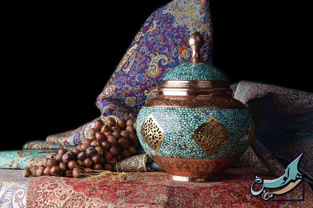 خرید سوغات اصفهان