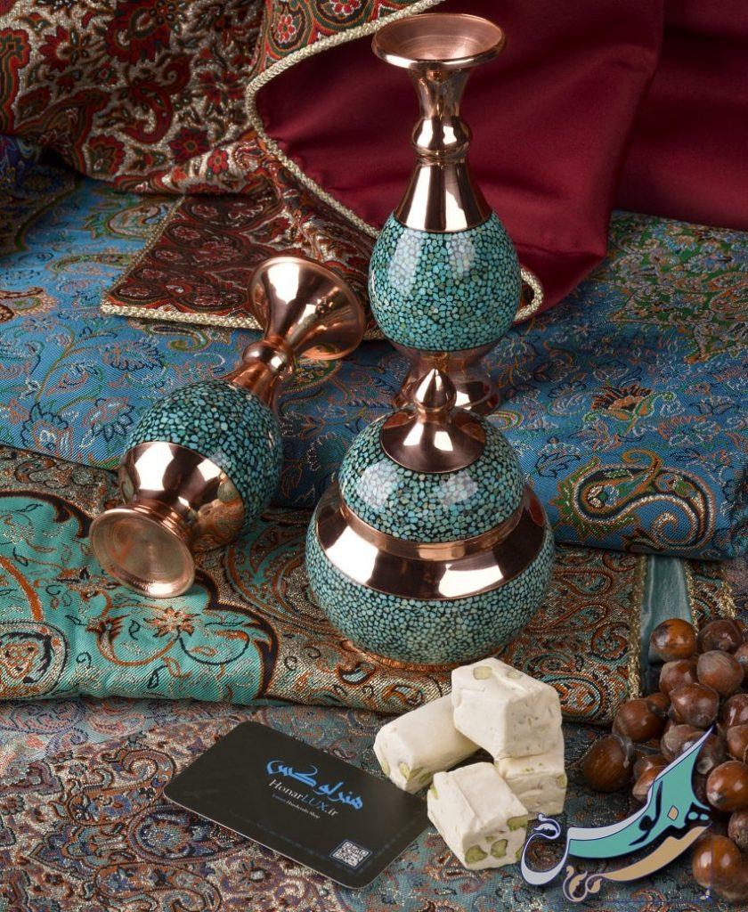 فروش عمده فیروزه کوبی اصفهان