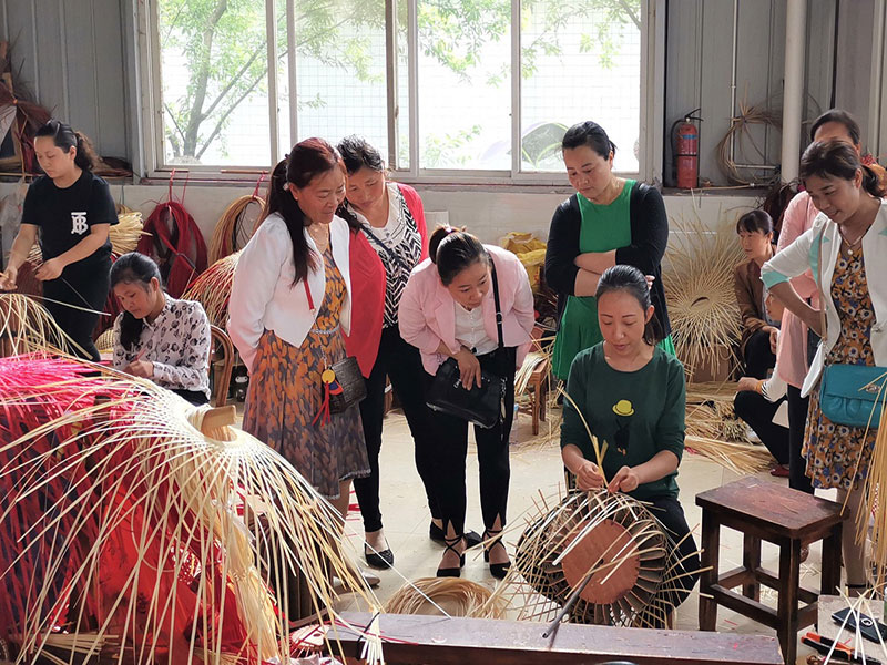 بامبوبافی در-چین