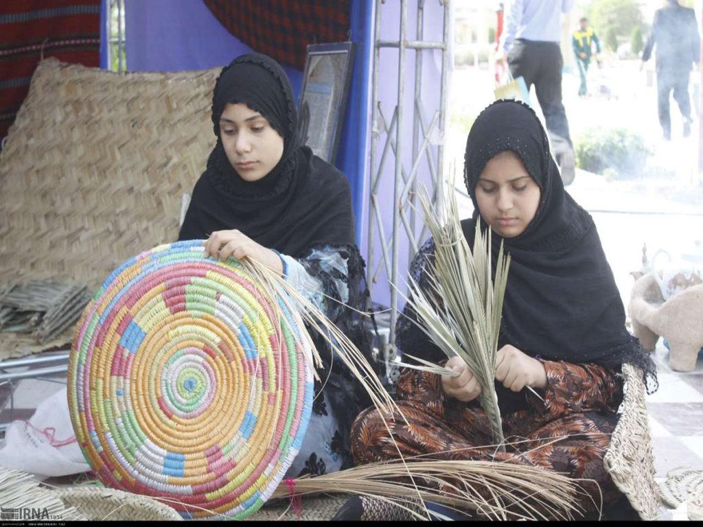 صنایع دستی خوزستان