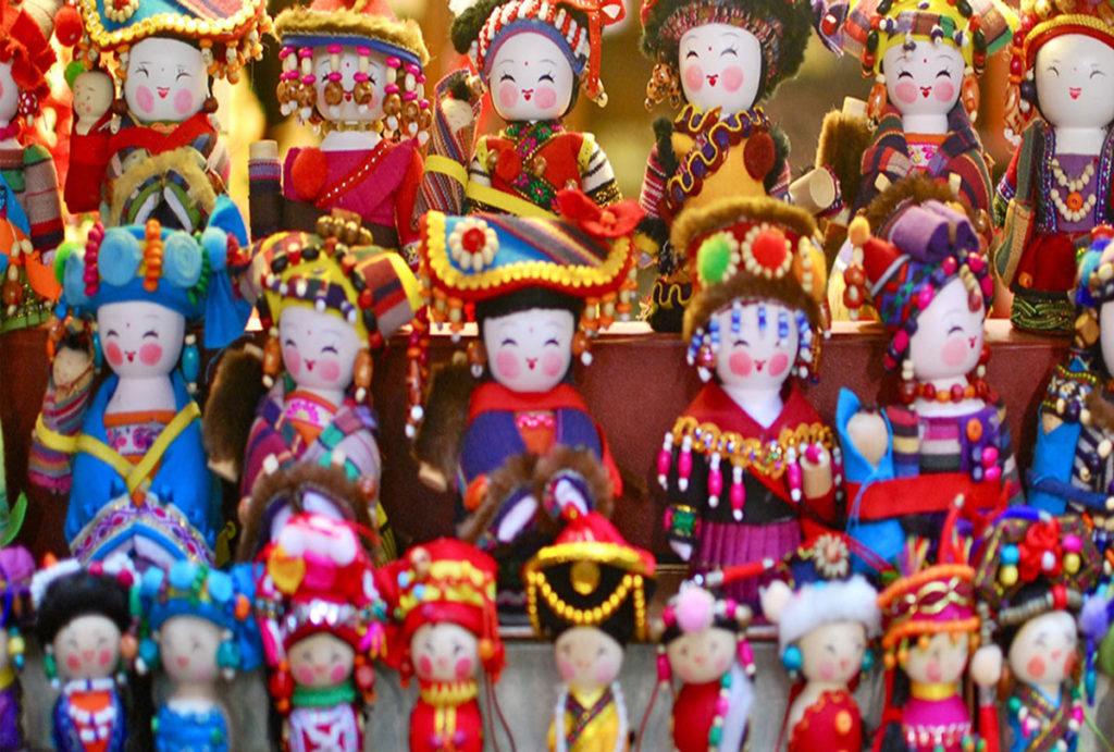 صنایع دستی چین