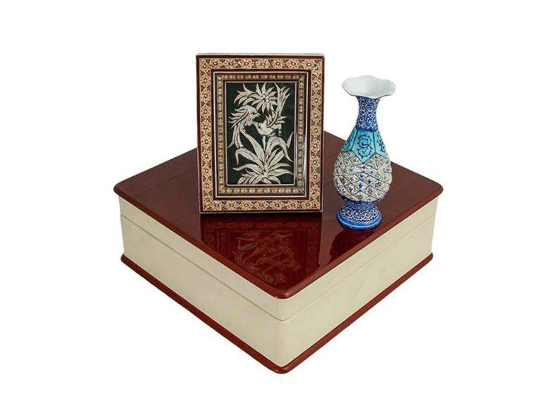 جعبه هدایای صنایع دستی ارزان