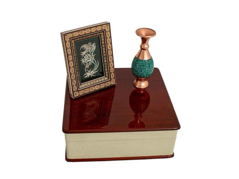 جعبه هدیه صنایع دستی