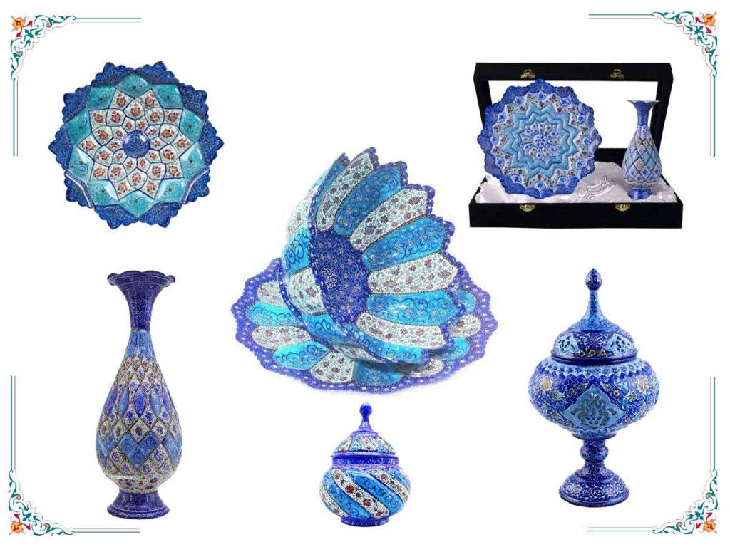 هدایای تبلیغاتی میناکاری در مشهد