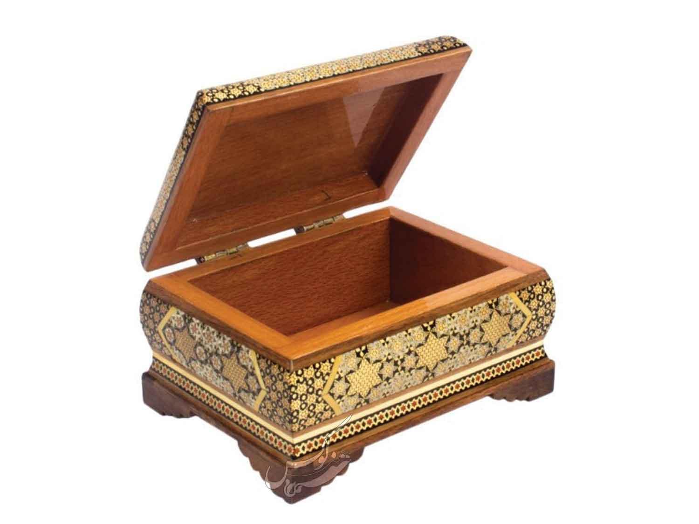 جعبه خاتم اصل حورا