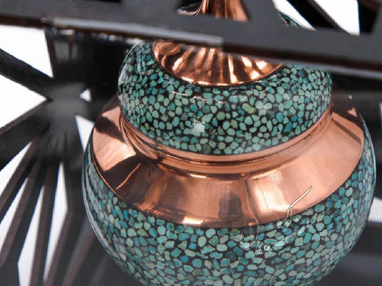 شکلات خوری فیروزه کوب با جعبه زیبا و فانتزی