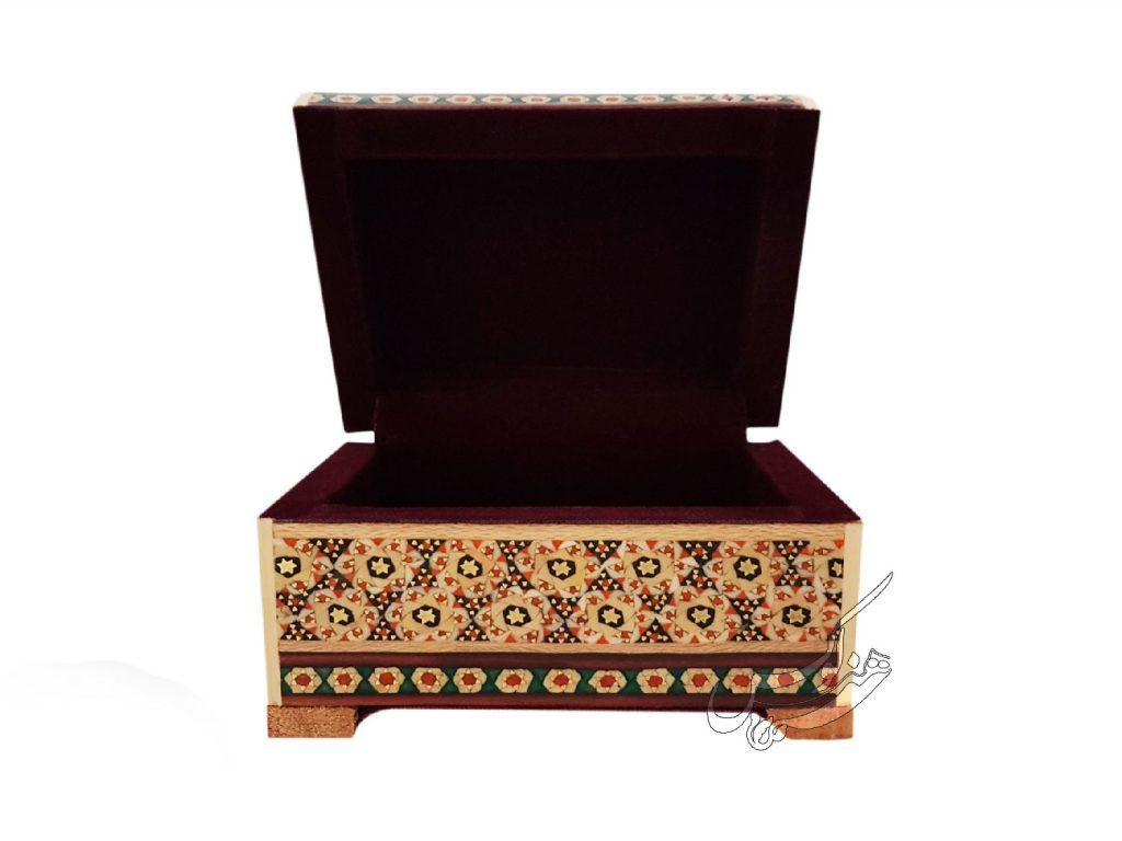 جعبه خاتم برای طلا و جواهر